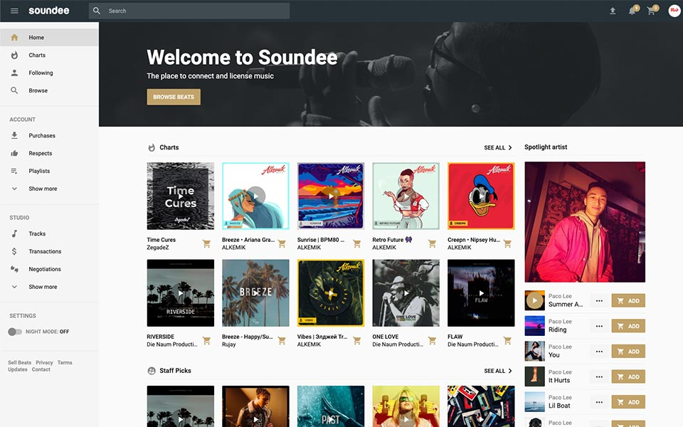 "Instrumental Beats: ""Top sites to find music for your next project!"""