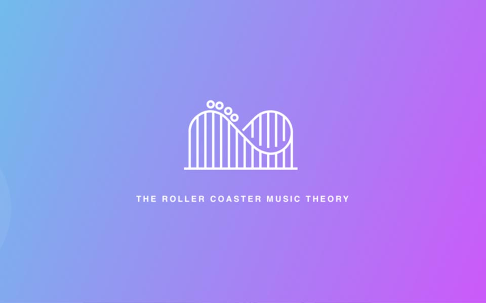 The Roller Coaster Music Theory: A Framework For Hit Records
